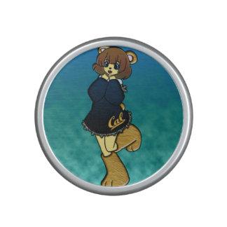 Niedliches cal-Bärn-Mädchen Lautsprecher