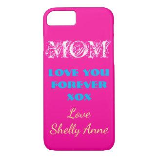 Niedliches Case-Mate der Mutter Tageskaum iPhone 7