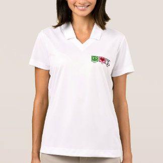 Niedliches Cheerleadering Polo Shirt
