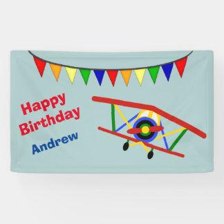Niedliches der Geburtstags-Party des Banner