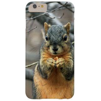 Niedliches Eichhörnchen und seine Nuss Barely There iPhone 6 Plus Hülle