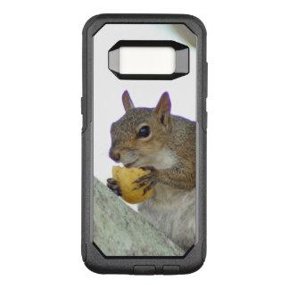 Niedliches Eichhörnchenessen OtterBox Commuter Samsung Galaxy S8 Hülle