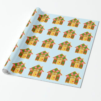 Niedliches Einpackpapier