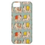 Niedliches Elefantmuster der viel Glückzirkuselefa Hülle Für iPhone 5C