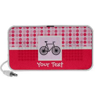 Niedliches Fahrrad Reise Speaker