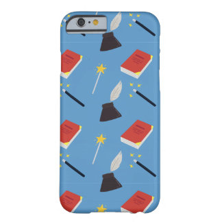 Niedliches feenhafte Geschichten-Muster Barely There iPhone 6 Hülle