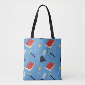 Niedliches feenhafte Geschichten-Muster Tasche