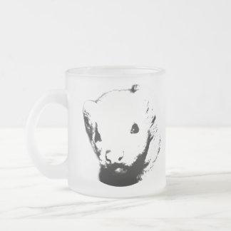 Niedliches Frettchen-Bild Mattglastasse