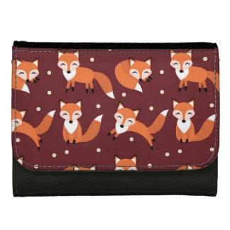 Niedliches Fuchsmuster