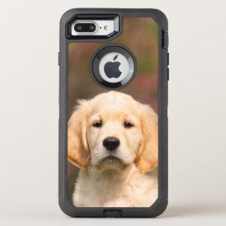 Niedliches goldener OtterBox defender iPhone 8 plus/7 plus hülle