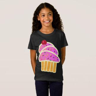 Niedliches großes Kuchen-T-Stück T-Shirt