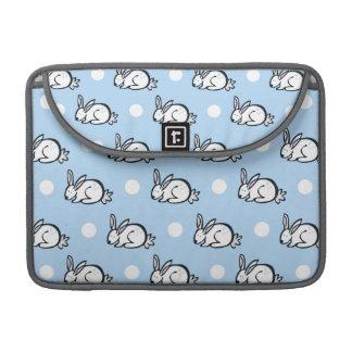 Niedliches Häschen-Kaninchen Baby-Blau-u