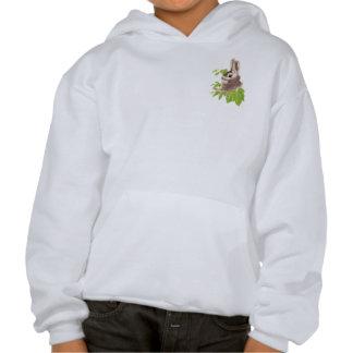 Niedliches Häschen-Kaninchen, Tiernatur Hoodies
