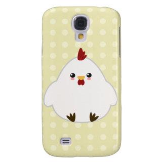 Niedliches Huhn Galaxy S4 Hülle