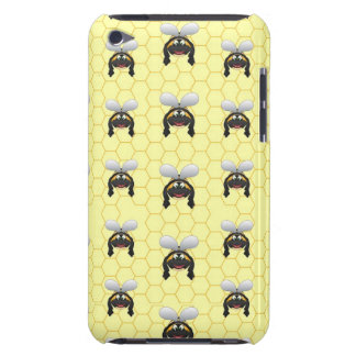 Niedliches Hummel-Bienen-Muster Barely There iPod Case