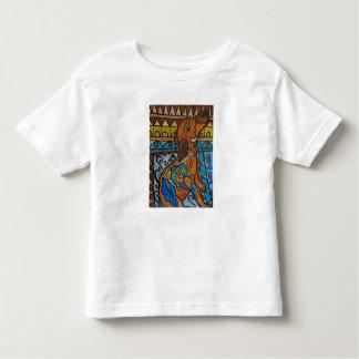 Niedliches Hündchenbaby-Shirt Kleinkind T-shirt
