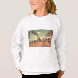 Niedliches Kalifornien-Sweatshirt: Mädchen 7-14 Sweatshirt