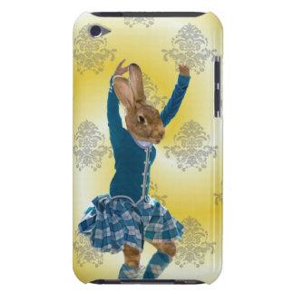 Niedliches Kaninchentanzen iPod Touch Cover
