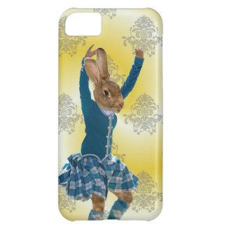 Niedliches Kaninchentanzen iPhone 5C Hüllen