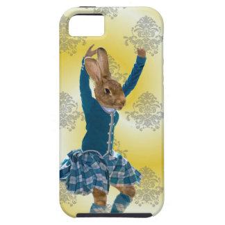 Niedliches Kaninchentanzen Hülle Fürs iPhone 5