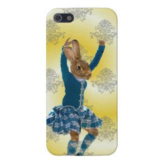 Niedliches Kaninchentanzen Schutzhülle Fürs iPhone 5