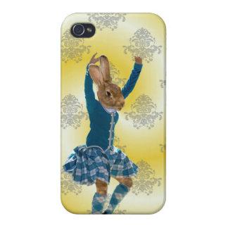 Niedliches Kaninchentanzen Schutzhülle Fürs iPhone 4