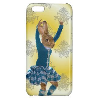 Niedliches Kaninchentanzen Hüllen Für iPhone 5C