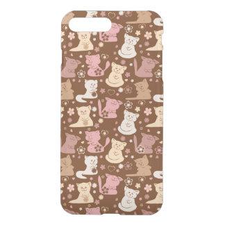 Niedliches Kätzchen iPhone 8 Plus/7 Plus Hülle