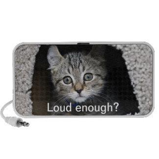 Niedliches Kätzchen Mp3 Lautsprecher