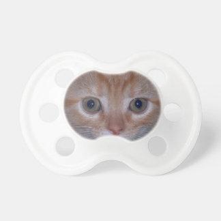 Niedliches Kätzchen Schnuller