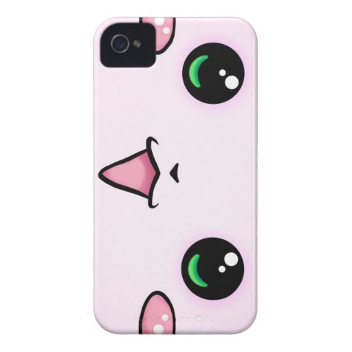 niedliches kawaii Case-Mate iPhone 4 hüllen