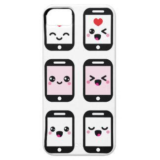 Niedliches Kawaii Mobile oder Zellentelefonkasten iPhone 5 Case