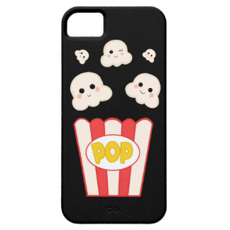 Niedliches Kawaii Popcorn Barely There iPhone 5 Hülle