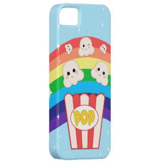 Niedliches Kawaii Popcorn iPhone 5 Schutzhülle