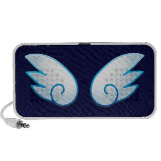 Niedliches Kawaii wings Lautsprecher
