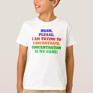 Niedliches Konzentrations-Kartenspiel mehrfarbig T-Shirt