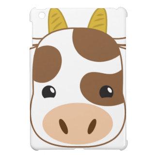 niedliches Kuhgesicht iPad Mini Hülle