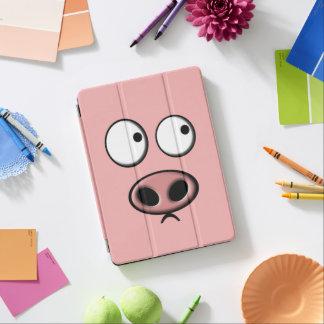 Niedliches lustiges Schwein iPad Pro Hülle