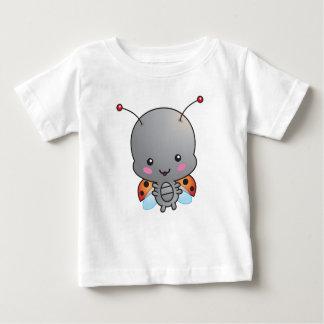 Niedliches Marienkäfer-Baby-Shirt Tshirts