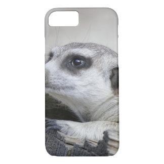 niedliches meerkat 1215A iPhone 8/7 Hülle