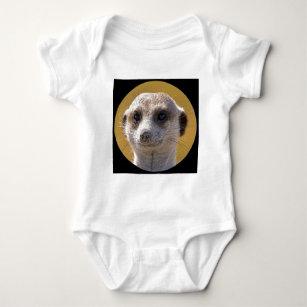 """""""Niedliches meerkat """" Baby Strampler"""