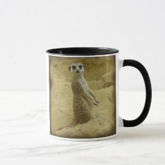 niedliches Meerkat Tasse