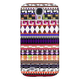 Niedliches modernes Stammes- Galaxy S4 Hülle