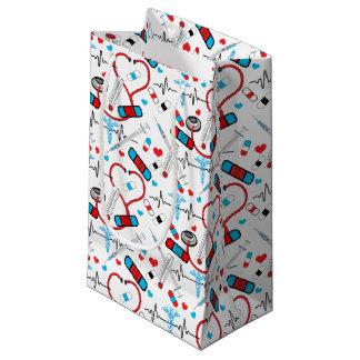 Niedliches Muster der Kleine Geschenktüte