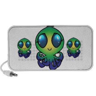 Niedliches Octos iPod Speaker