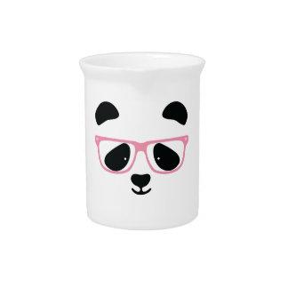 Niedliches Panda-Rosa Krug
