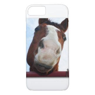 Niedliches Pferd iPhone 8/7 Hülle