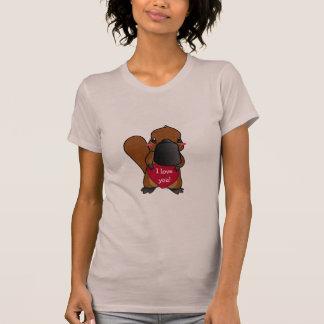 Niedliches Platypus T-Shirt