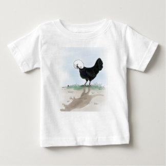 Niedliches polnisches Huhn oder hungriger Baby T-shirt