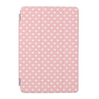 Niedliches rosa Herz-Muster iPad Mini Hülle